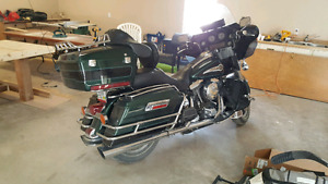 1997 harley Davidson ultra electric glide