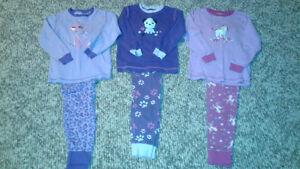 Girls Size 7/8 fall/winter clothing lot