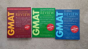 GMAT books-GMAT review