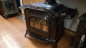 New and used gas and wood fireplaces.Certified wood stoves