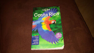 Lonely Planet Costa Rica(Oct.2016 edition)
