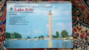 Richardson' Chartbook & Cruising Guide, Lake Erie