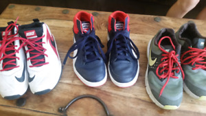 Size 4 boys runners