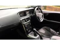 2017 Volvo V40 T3 (152) R DESIGN 5dr with Hea Manual Petrol Hatchback
