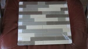 GLASS MOSAIC TILES-- 12x12