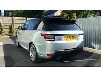 2015 Land Rover Range Rover Sport 4.4 SDV8 Autobiography Dynamic Automatic Diese