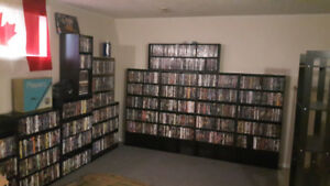 Horror and cult movies for sale