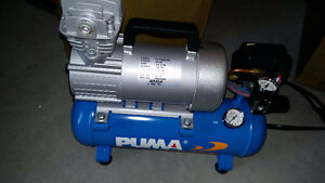 Puma 24 Volt 1.5 Gallon Oil-Less Air Compressor