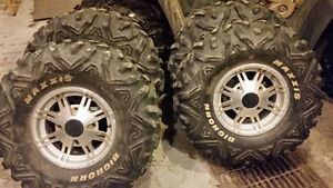 Can Am Outlander wheels & tires