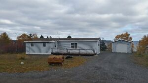 For Rent 2 Bedroom Mobile Home