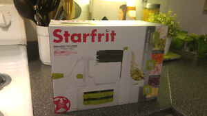 Starfrit / Coupe-spirales
