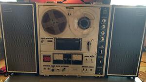 Sony tc-630 reel to reel enregistreur aubaine!