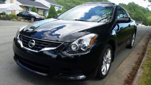 2012 Nissan Altima Coupe Sport Coupe (2 door)