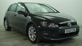 2013 Volkswagen Golf GT TDI BLUEMOTION TECHNOLOGY Diesel grey Manual