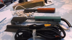 Antique Curling Irons (1970)=$40.00 for all.OBO.