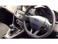2016 Ford Focus 1.5 TDCi 120 Zetec 5dr Manual Diesel Hatchback