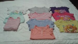 Girl's Short Sleeve Shirts