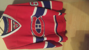 Chandail hockey Canadien de Montreal