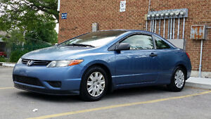 2007 honda civic daily-driver-still (gas saver)!!