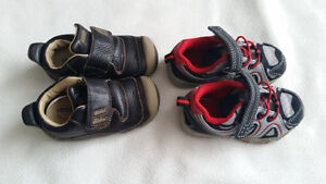 Toddler shoes size 4.5 and 5 shoes