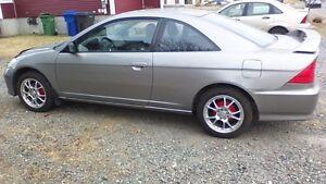 2005 Honda Civic LX Coupé (2 portes)