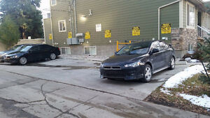 UAlberta Parking beside TELUS Centre (Outdoor, Powered)