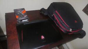 "Msi GT80 Titan Laptop 18.4"" 32GB 2x 980m Video Etc"