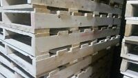 Pallets and Lumber