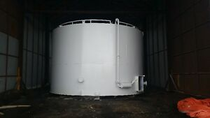 Fuel Storage - Super Double B+, 159,000 Litres