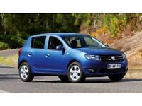 2015 Dacia Sandero 1.5 dCi Laureate Prime 5dr Diesel blue Manual