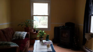 Room for rent in a 2 bedroom house in the north end of halifax!