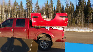 Ford Flairside box and tailgate