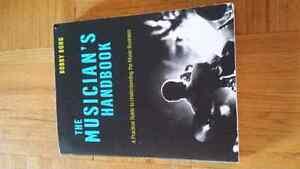 Bobby Borg's The Musician's handbook