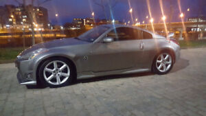 2003 Nissan 350Z 2dr Cpe Manual Performance $9,000