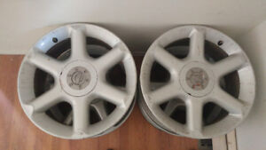 4x Nissan factory Rims 17inch