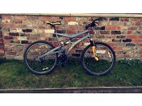 Marin east peak bike