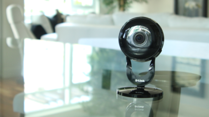 D-Link full HD 180-Degree Wi-Fi Camera