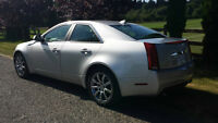 2009 Cadillac CTS-4 all wheel drive