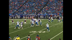 Buffalo Bills vs Jaguars FOOTBALL TICKETS