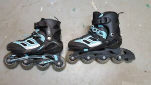 Firefly rollerblades adjustable US size 5 - 7.5
