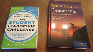 Nursing Leadership and Philosophy Textbooks- MacEwan - 4th Year