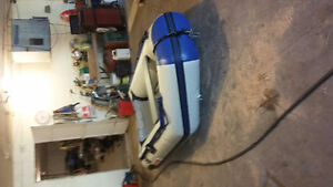 Salter watercraft inflatable boat.
