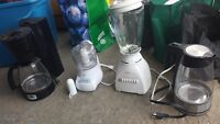 multiple small appliances