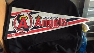 "30""L California Angels pennant"