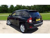 2014 Jeep Compass 2.2 CRD Limited 5dr Manual Diesel MPV
