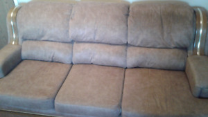 *****Gently used three seater couch*****