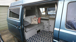 Reduced - 1989 VW Westfalia Camper - Located in Campbell River Campbell River Comox Valley Area image 4