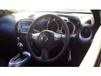 2016 Nissan Juke 1.6 Acenta Xtronic Automatic Petrol Hatchback