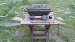 bbq woodflame