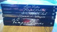 Vampire Kisses series, books 1-7